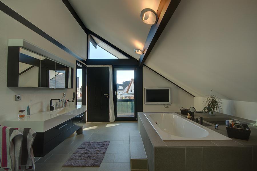 Modernes Fachwerkhaus Suhr Haus Handwerkskunst Seit 1918